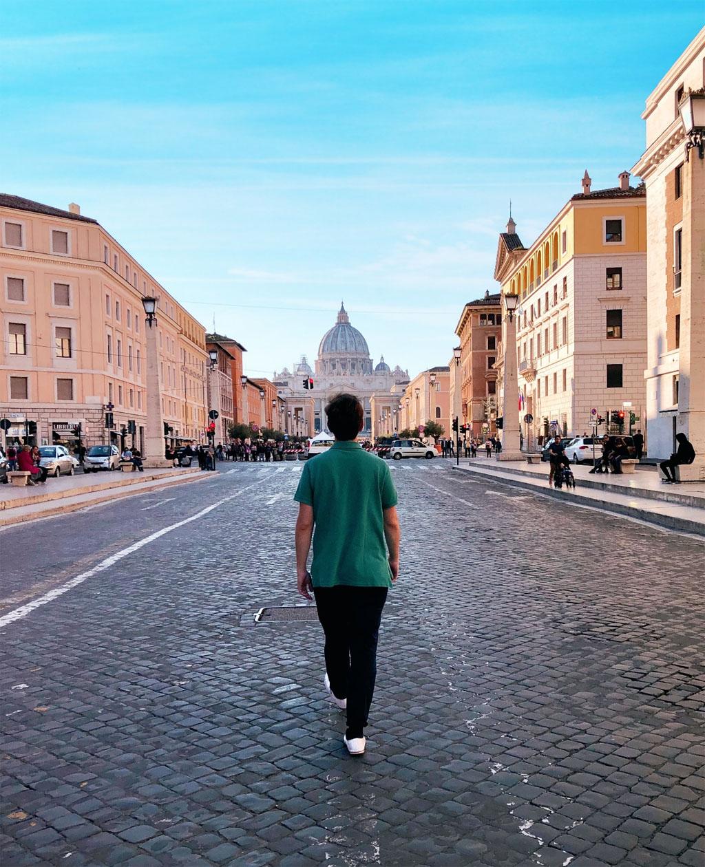 25 + 1 cosas que ver y hacer en Roma