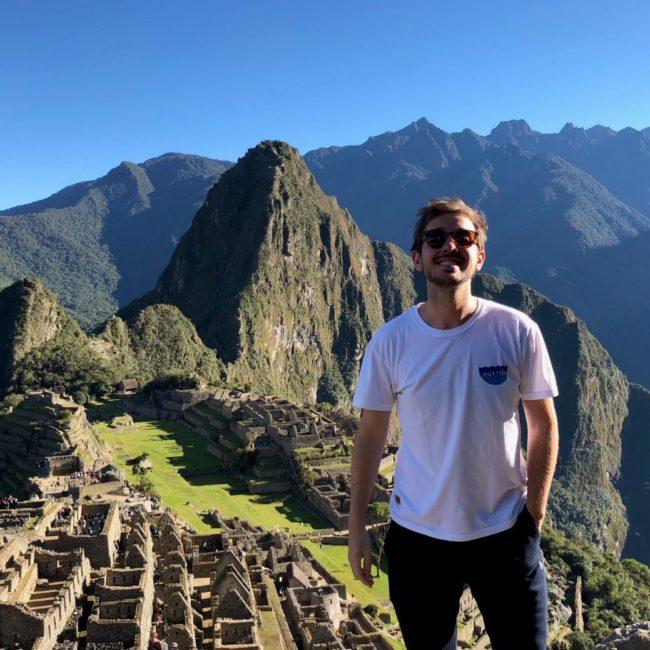 Machu Pichu guia