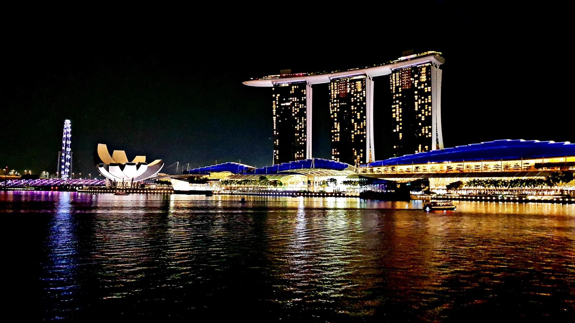 Restaurantes comer barato Singapur