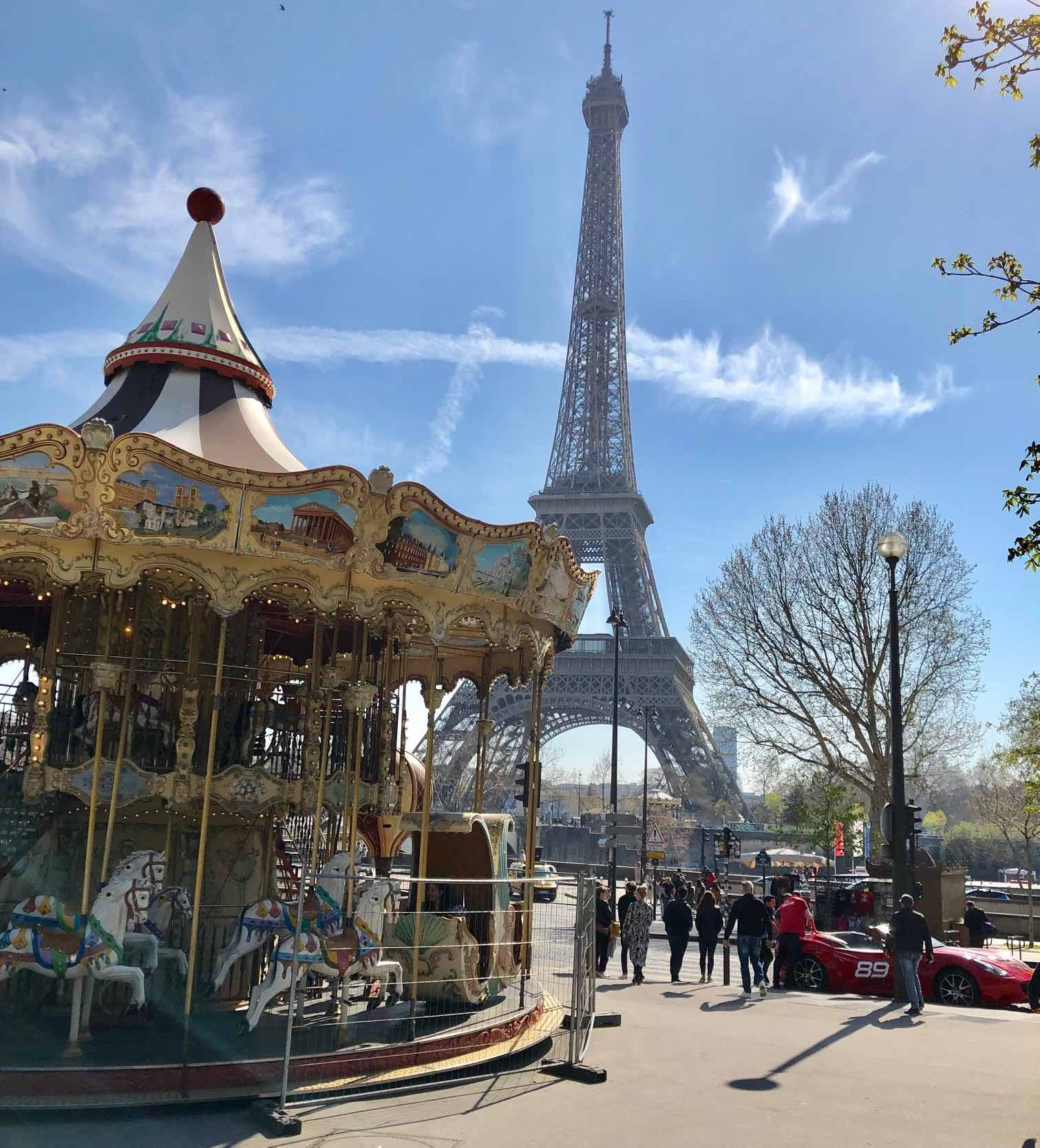Que ver y hacer en Paris
