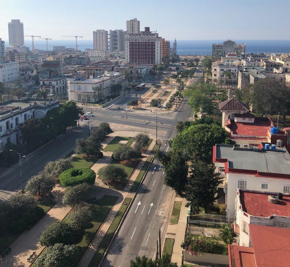 Donde dormir Hoteles La Habana