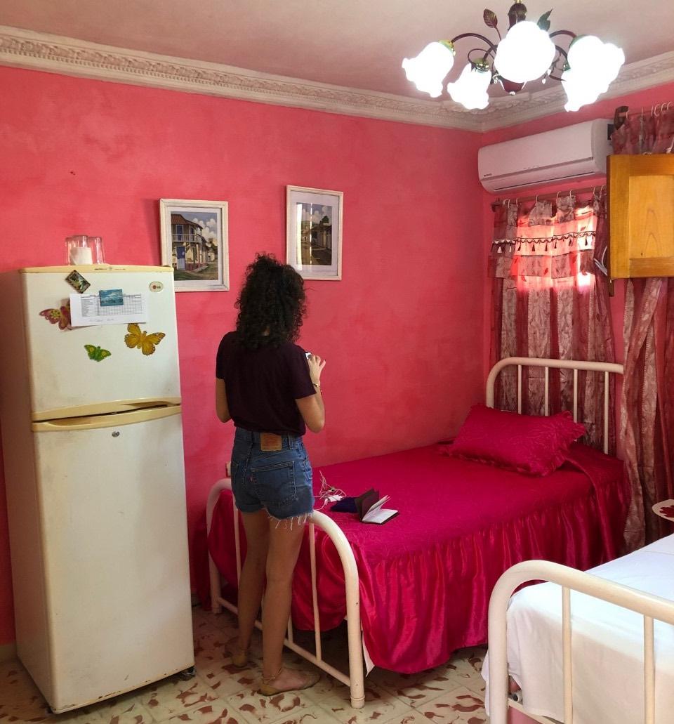 Casas Particulares Donde dormir en Trinidad