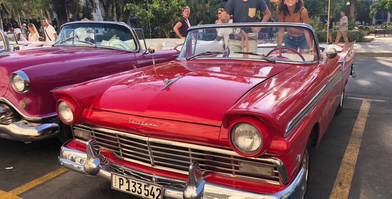 Como moverse por Cuba alquiler de coche