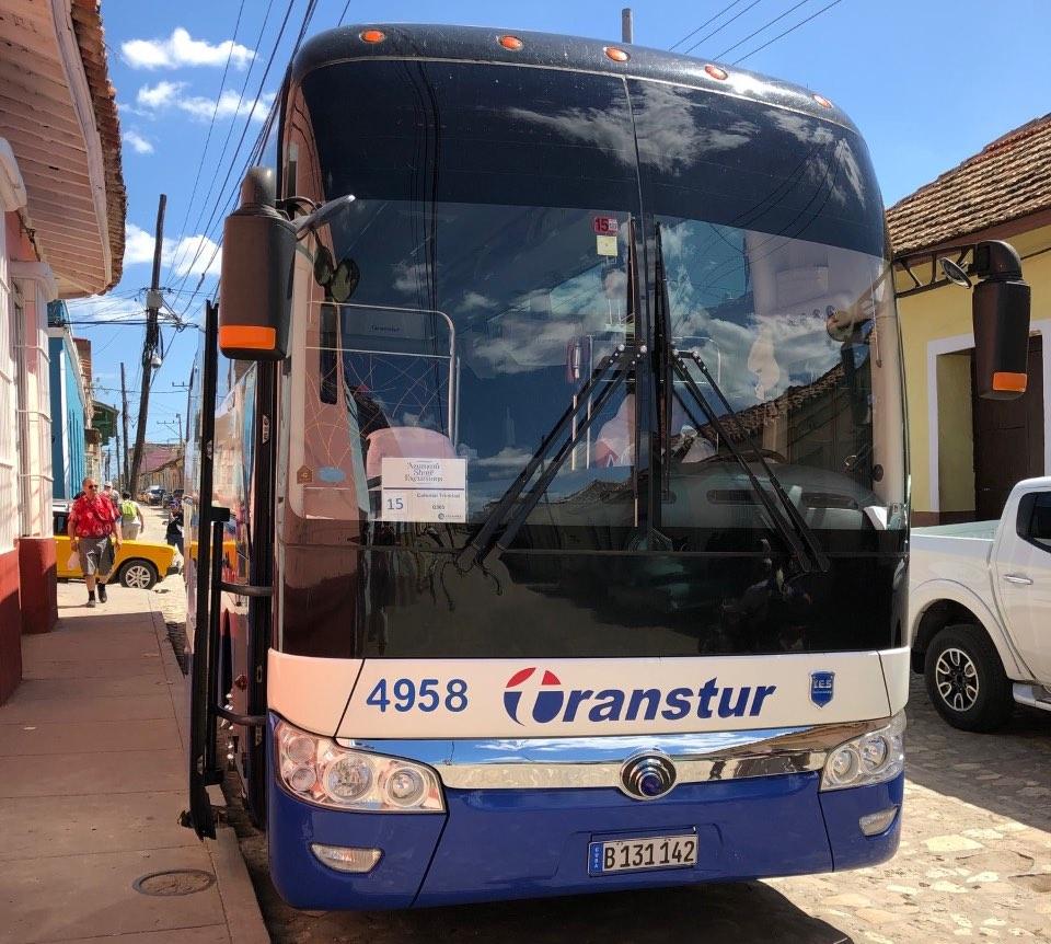 Como moverse por Cuba autobus Viazul