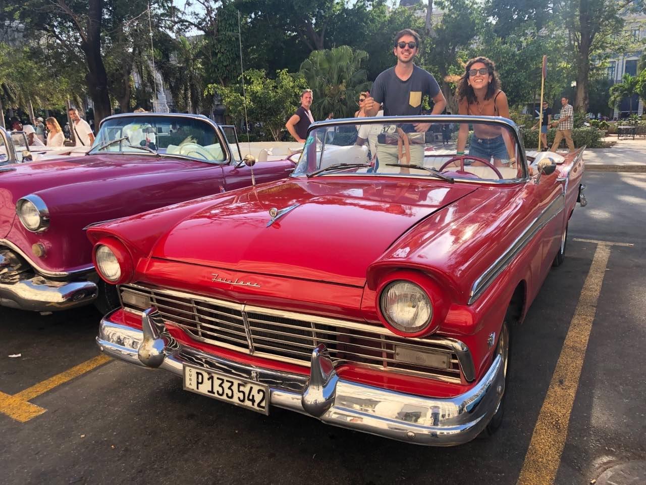 Curiosidades sobre Cuba transporte