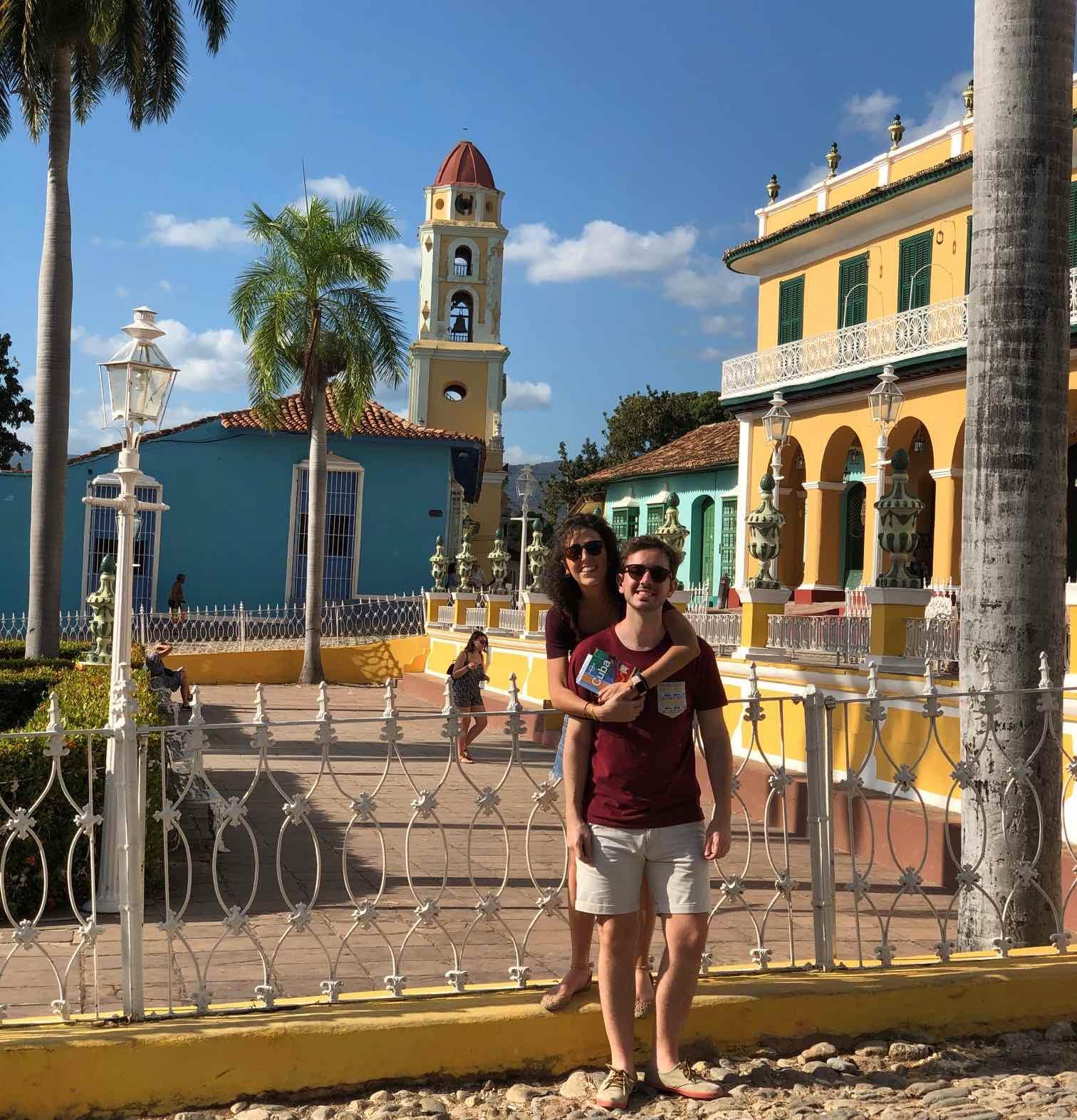 Ruta por Cuba - Trinidad