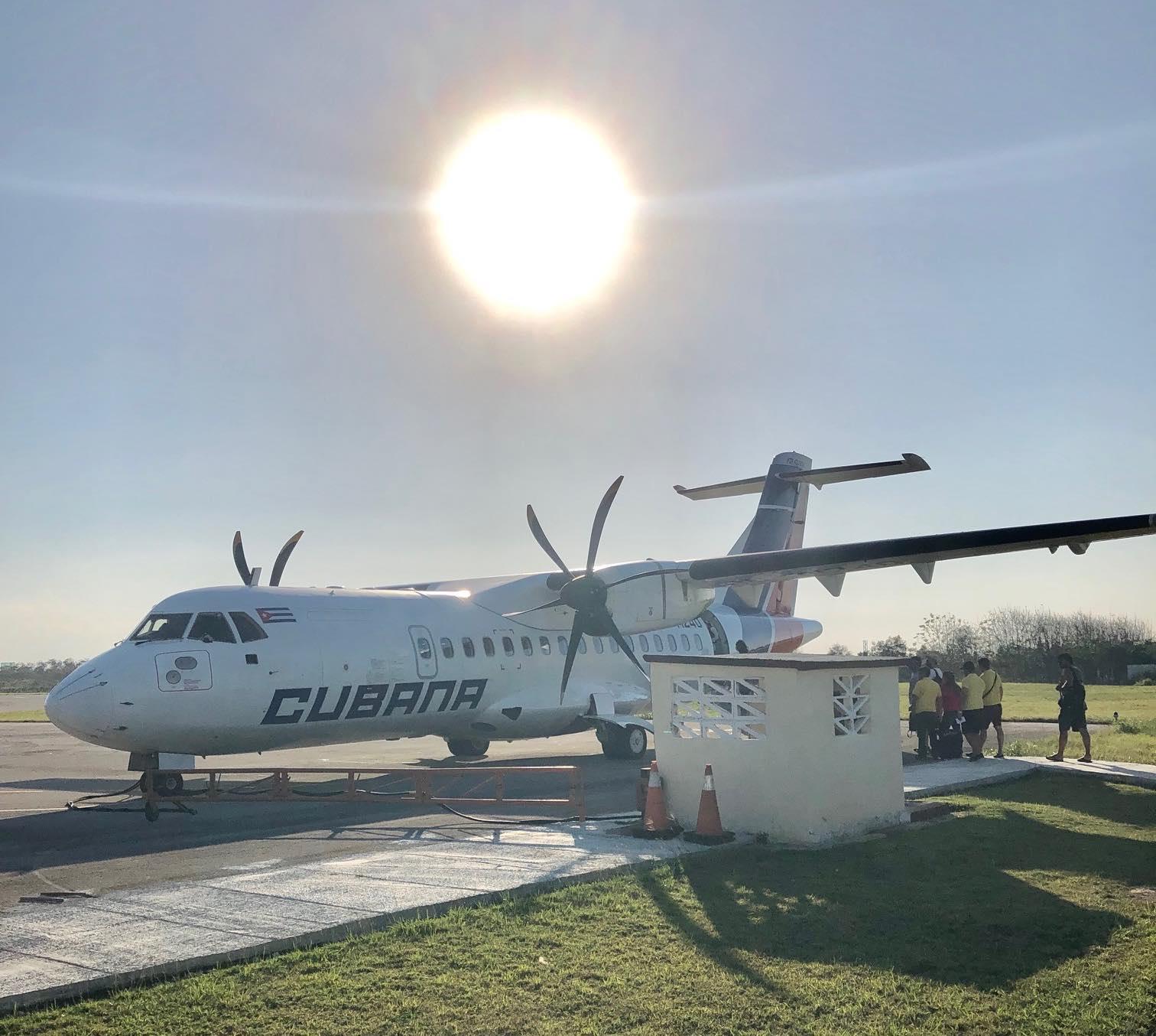 Cayo Largo - como llegar avion