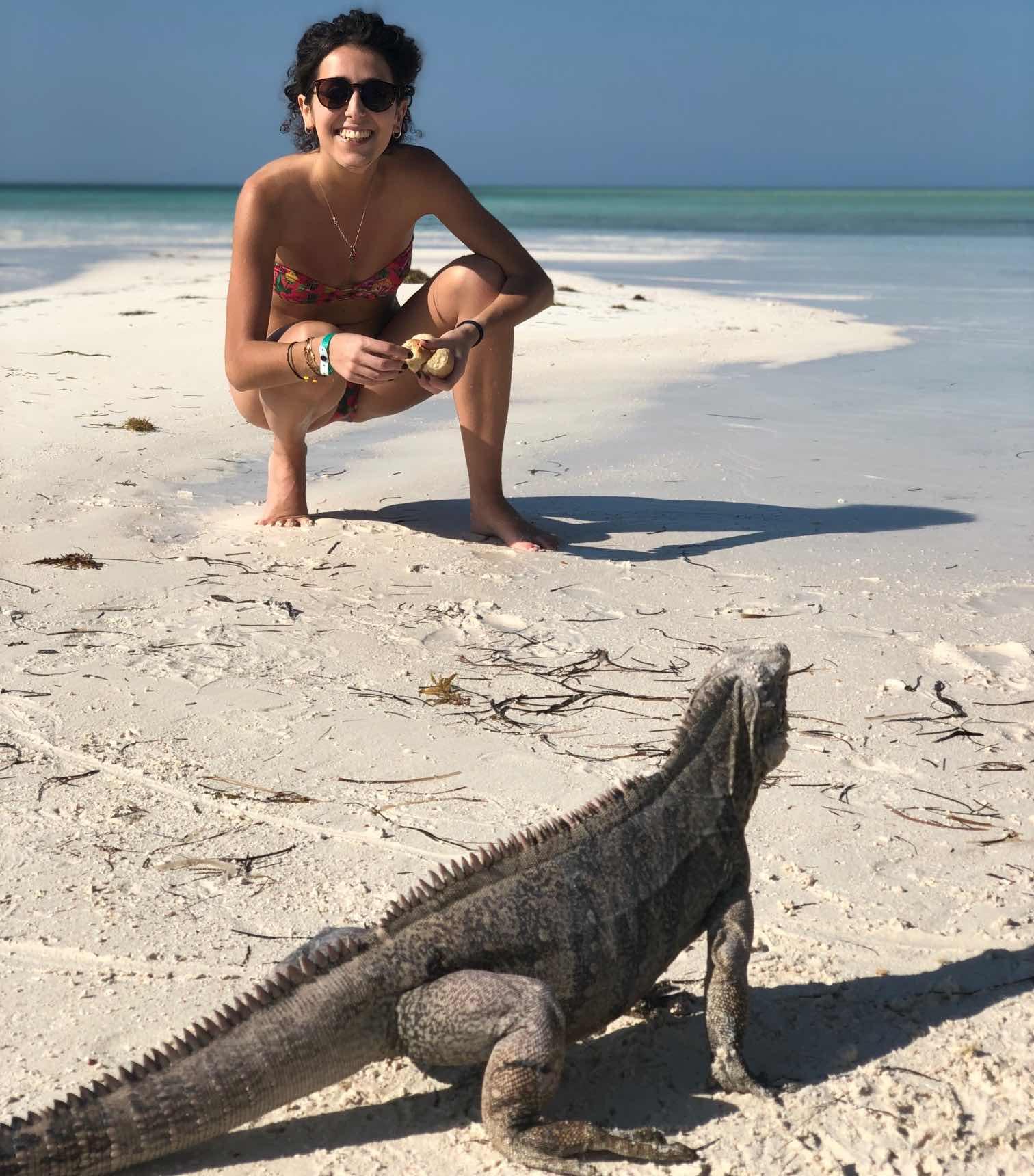 Cayo Largo - excursion Cayo Iguana