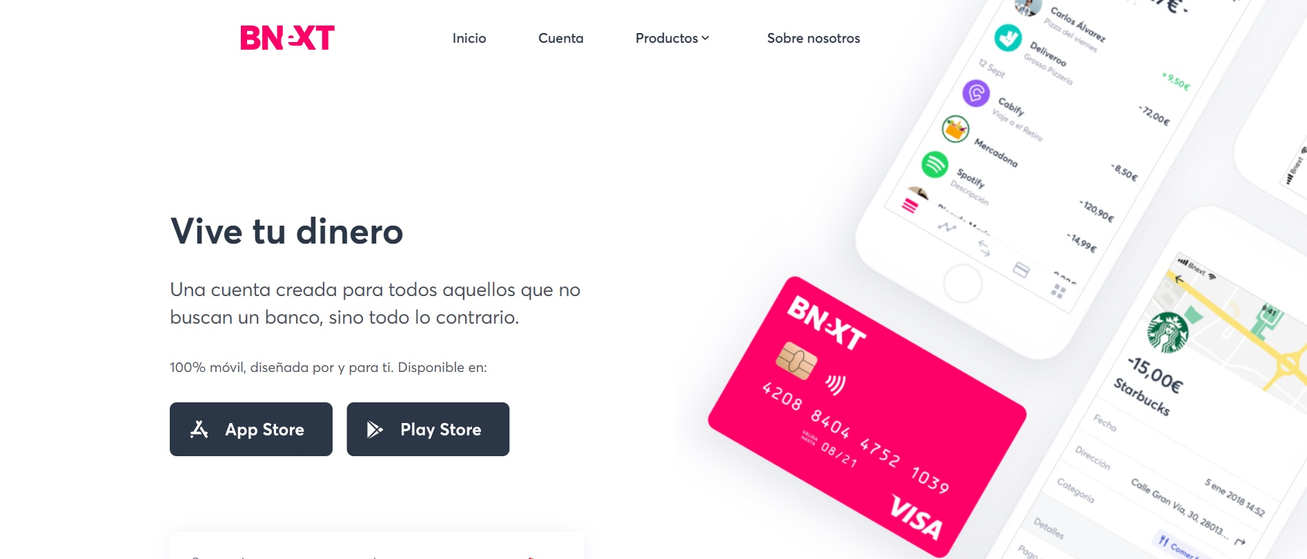 Descuentos viajeros - 5 euros gratis con Bnext