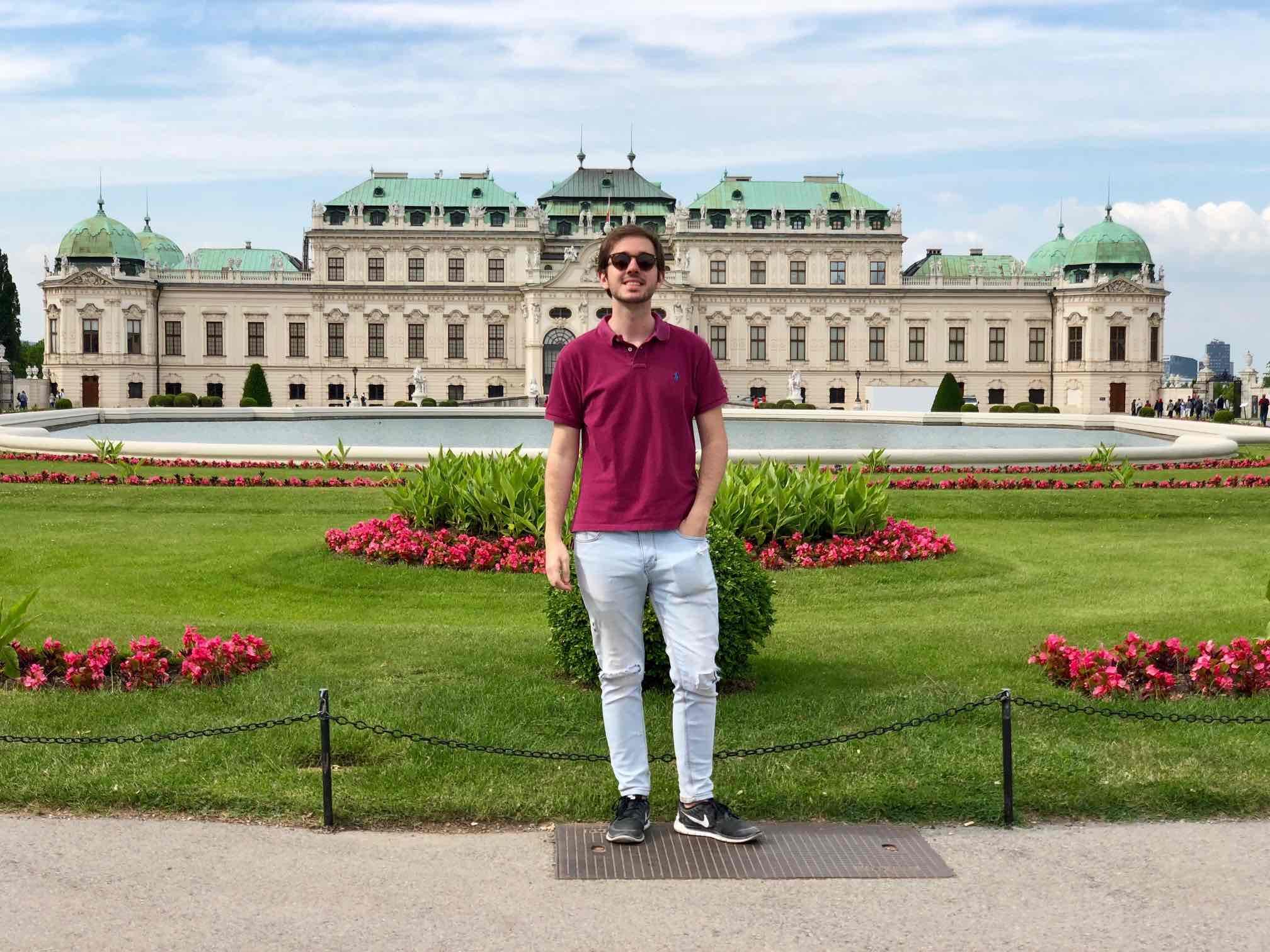 Que ver y hacer en Viena Palacio de Belvedere