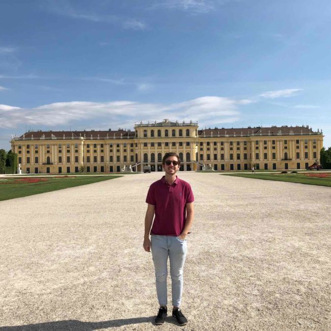 Que ver y hacer en Viena Palacio de Schonbrun
