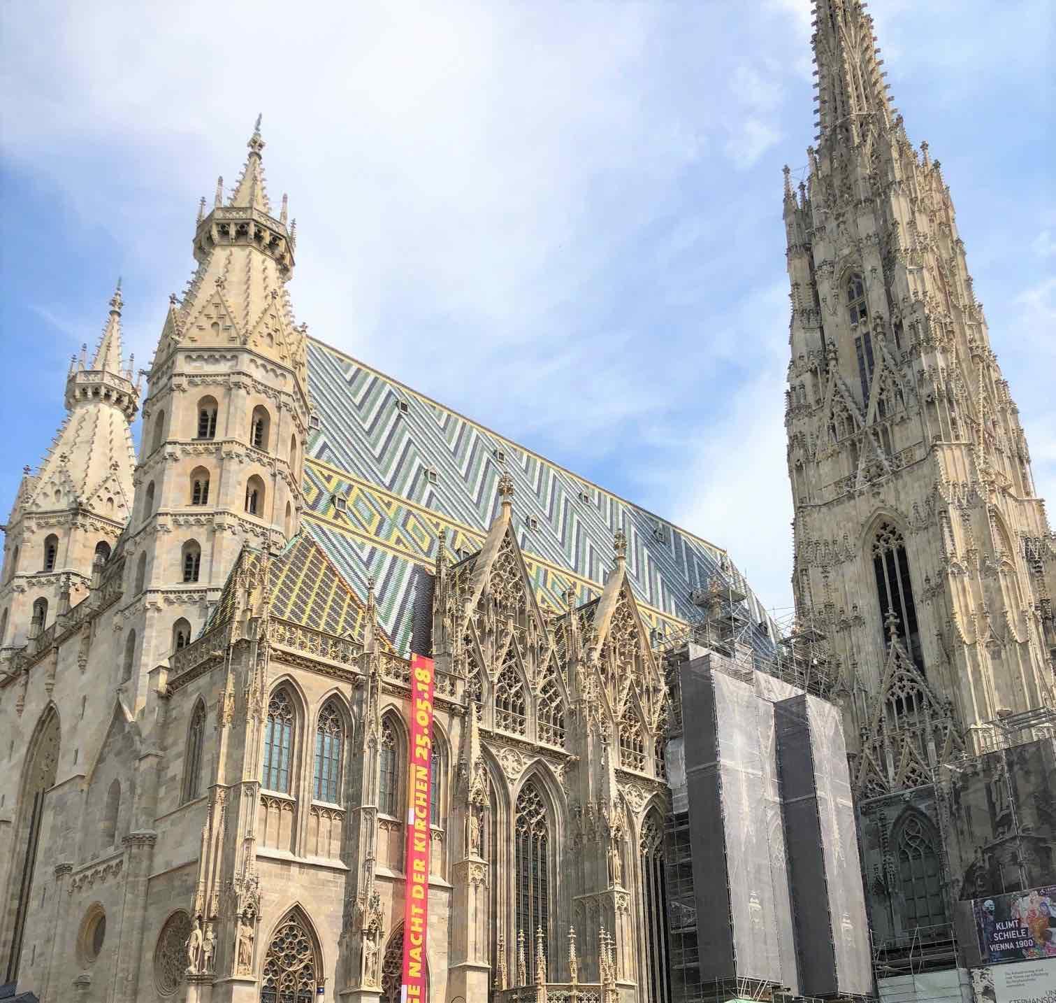 Que ver y hacer en Viena catedral
