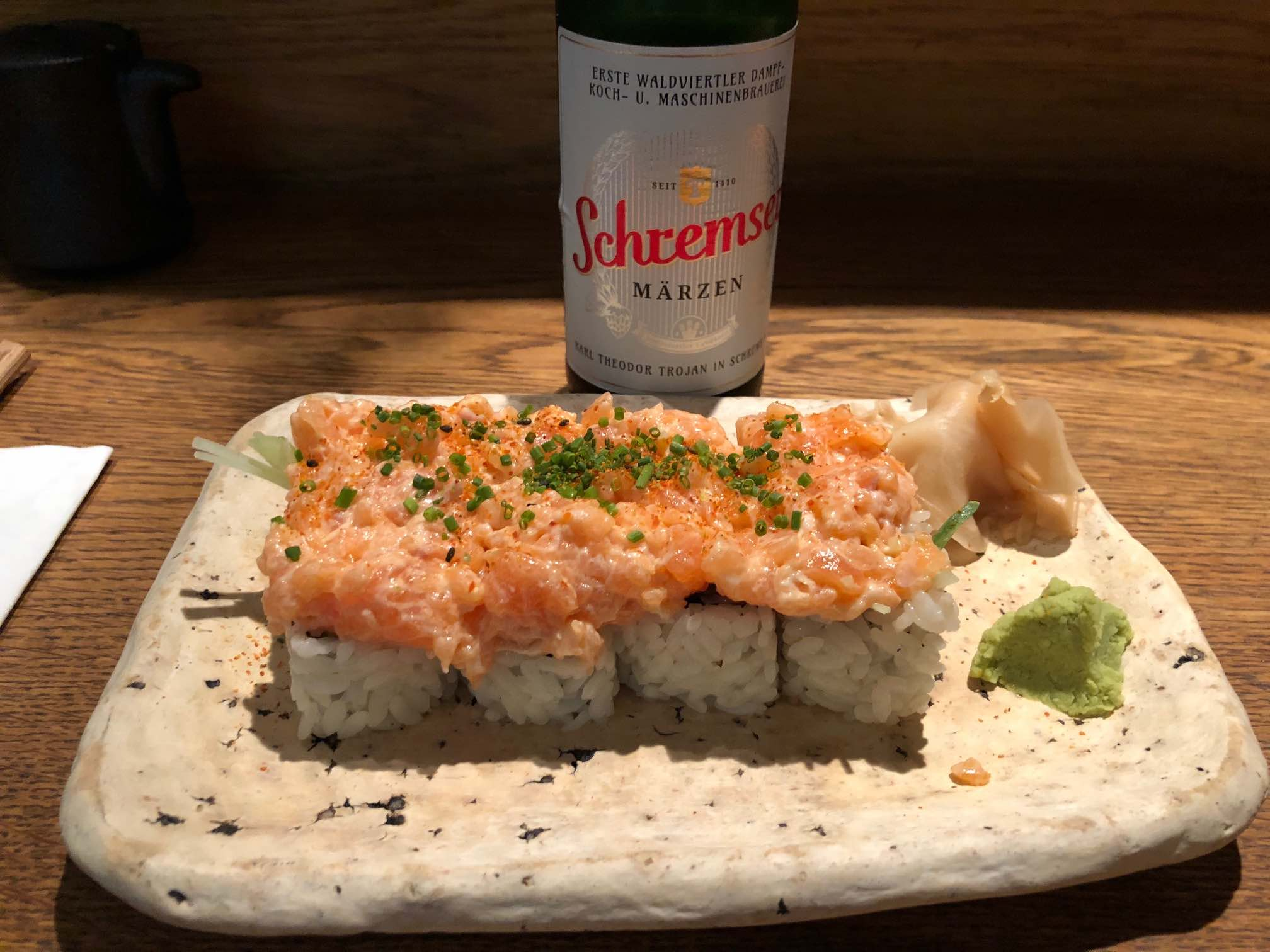 Que ver y hacer en Viena donde comer sushi