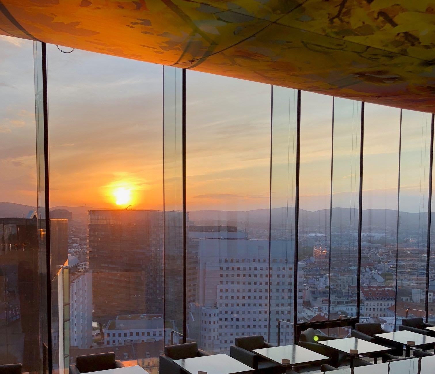 Que ver y hacer en Viena rooftop