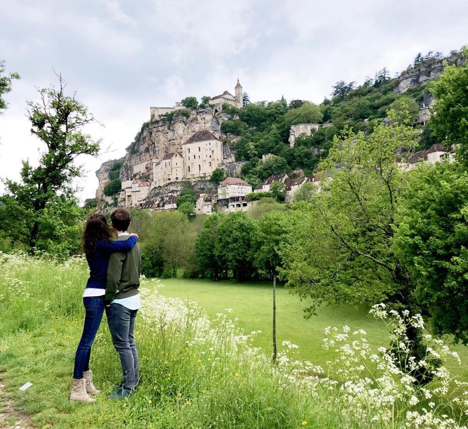 Midi Pyrénées - Rocamadour