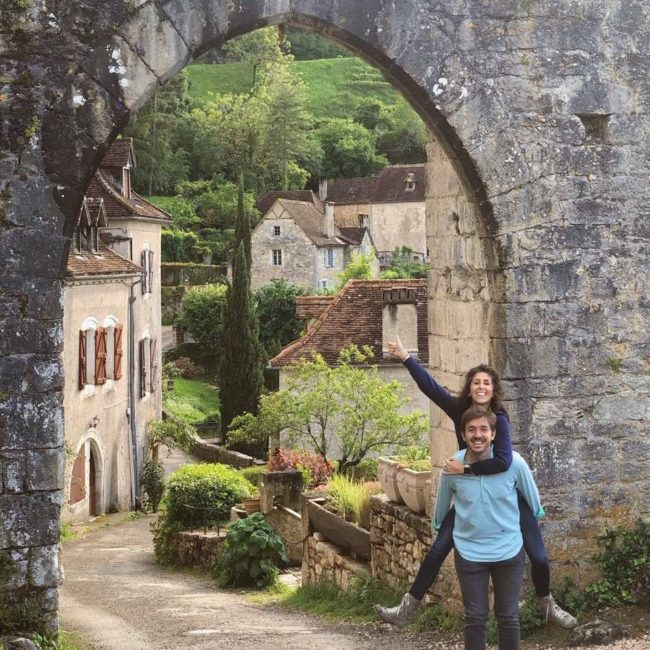 Ruta por Midi Pyrenées - Saint Cirque Lapopie
