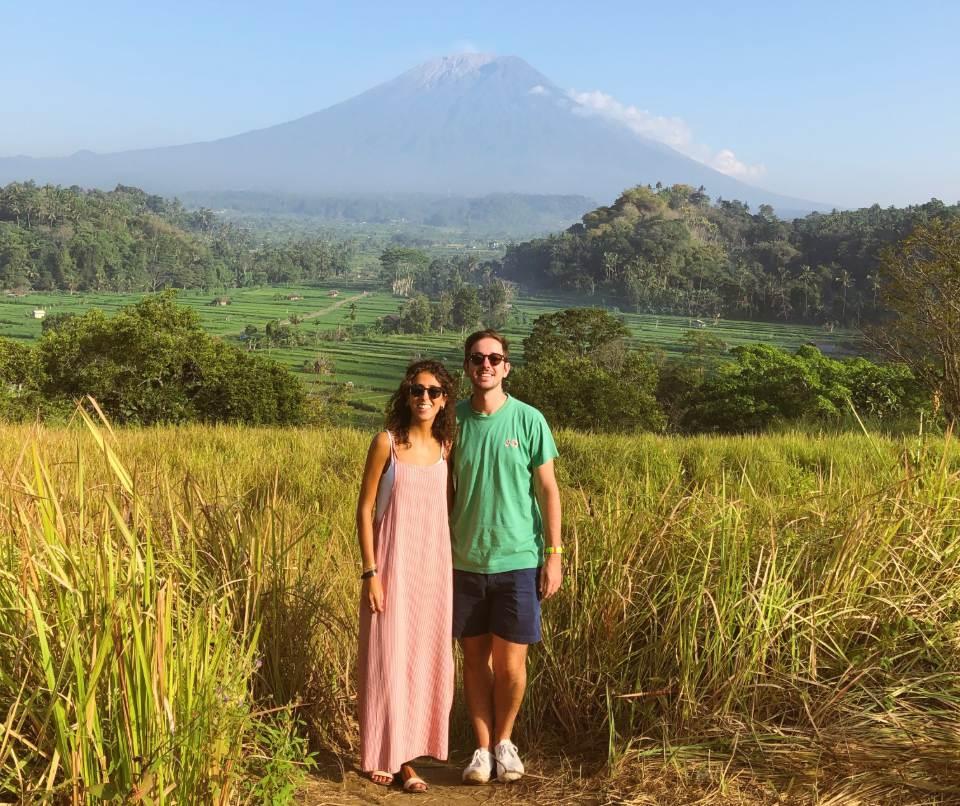 Guía de Bali - arrozales