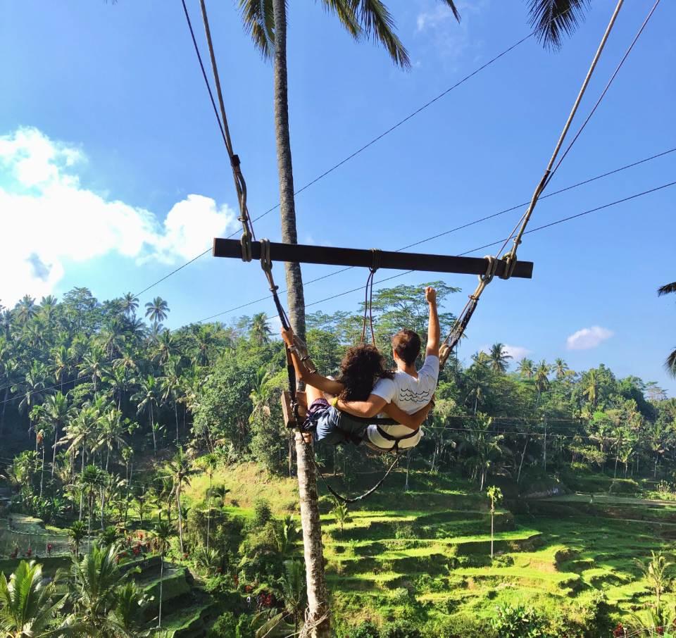Que ver en Bali - Arrozales Tegalalang