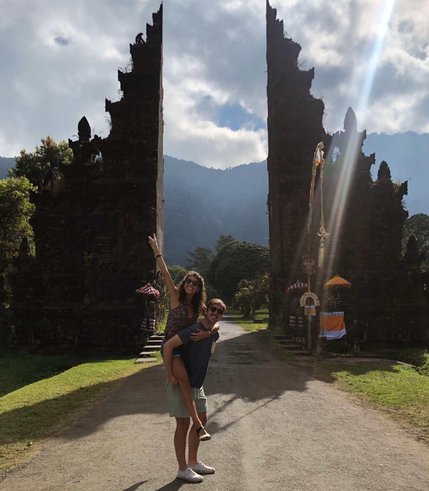 Que ver en Bali - Handara Golf Gate Course