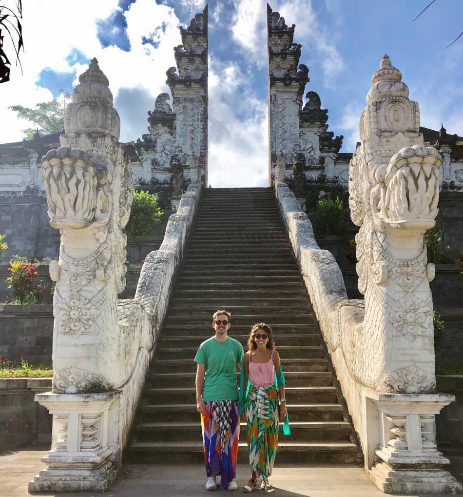 Que ver en Bali - Lempuyang Temple
