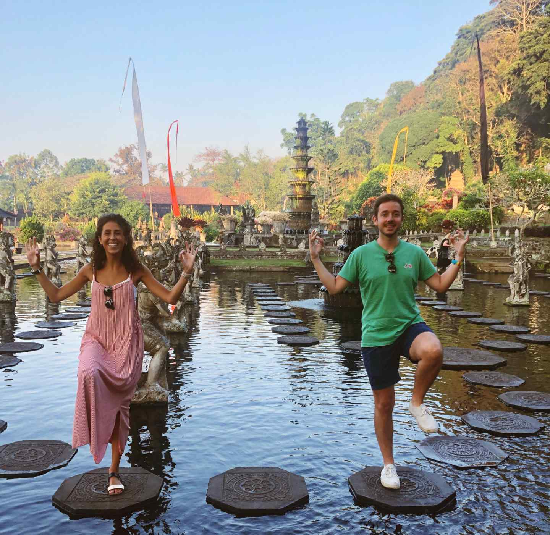 Que ver en Bali - Tirta Ganga Water Palace