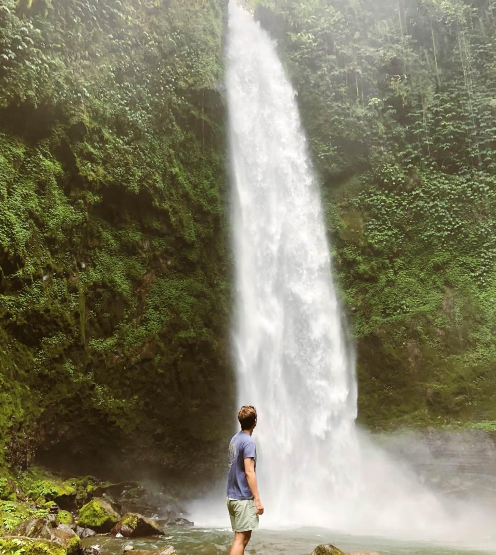 Que ver en Bali - cascada Nung Nung