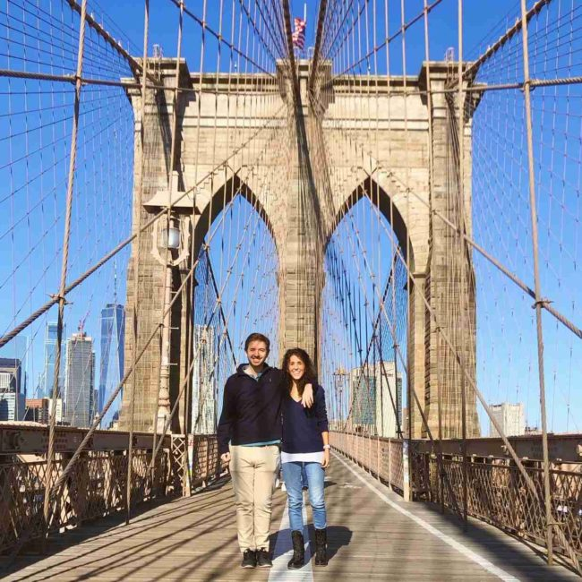 Nueva York en 7 días Brooklyn Bridge