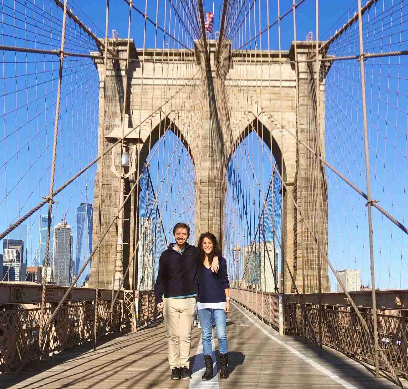 Nueva York en 7 días Brooklyn Bridge