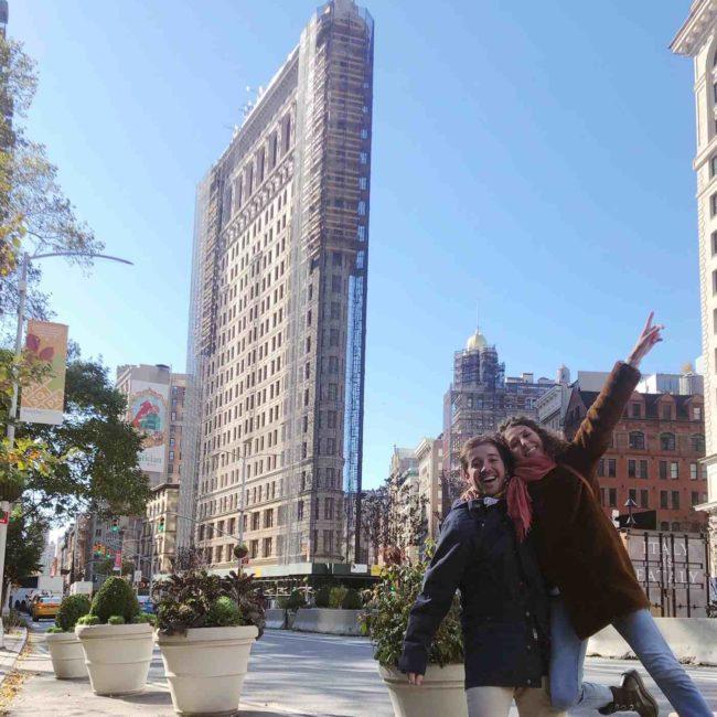 Nueva York en 7 días Flatiron Building