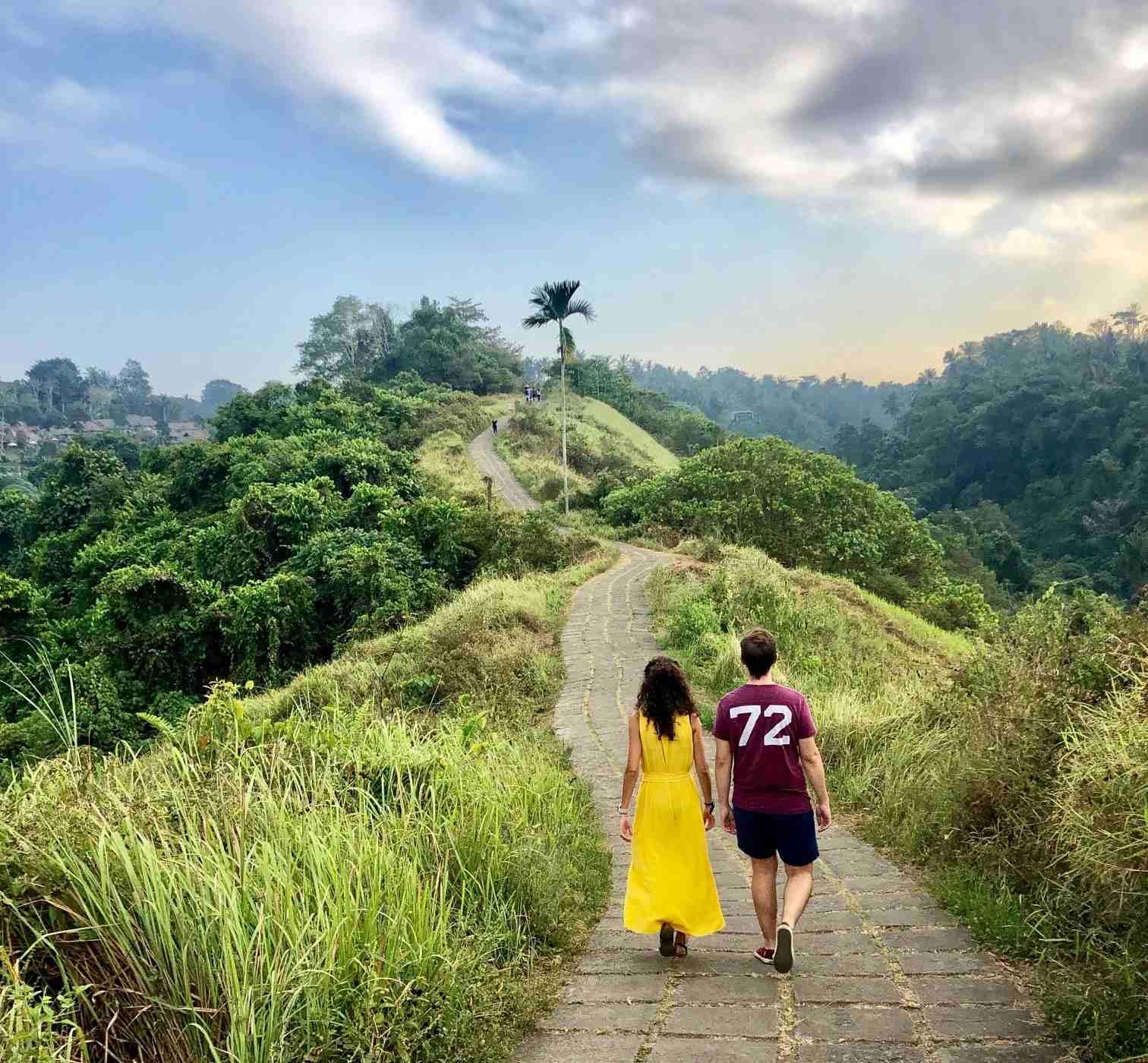 Ruta por Bali - Campuhan Ridge Walk