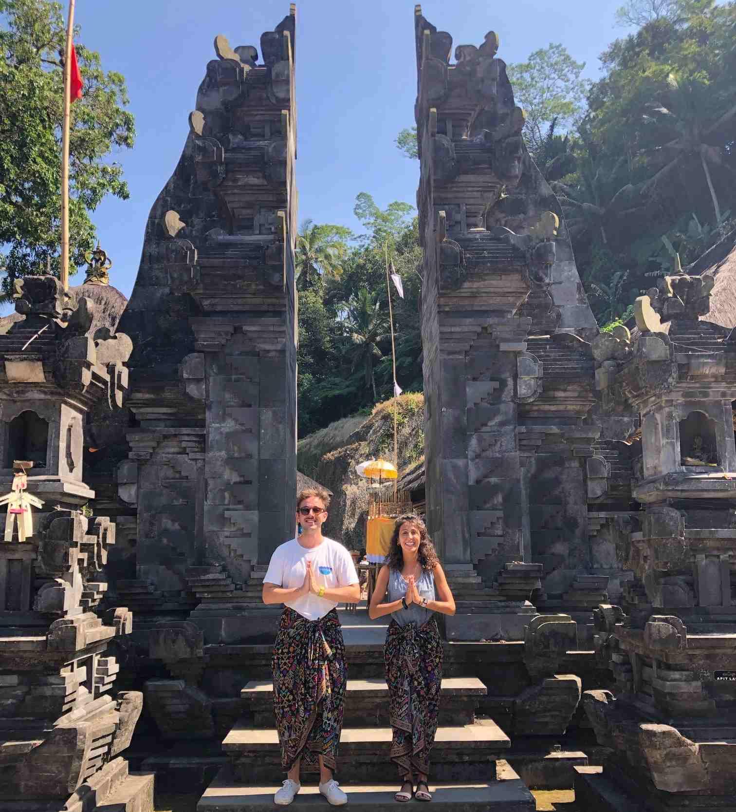 Ruta por Bali - Gunung Kawi