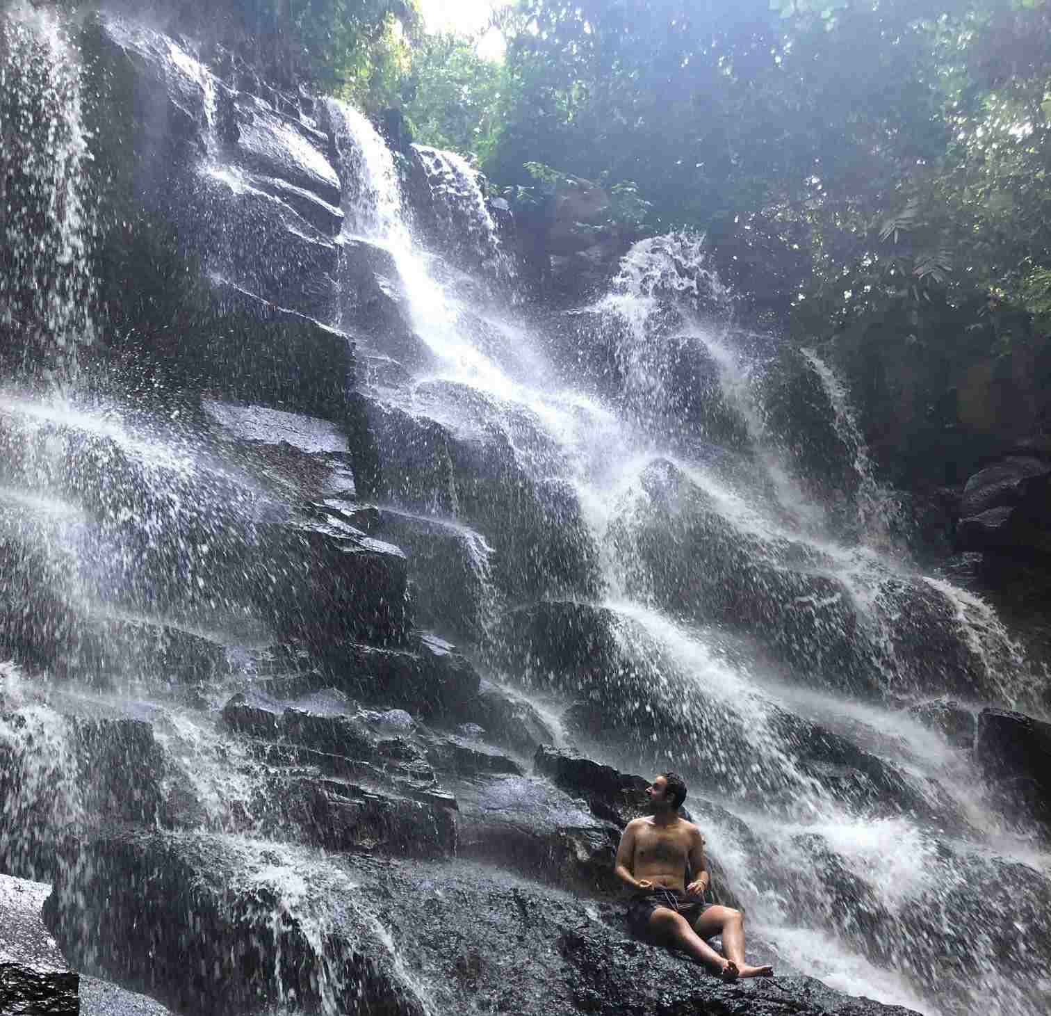 Ruta por Bali - Kanto Lampo