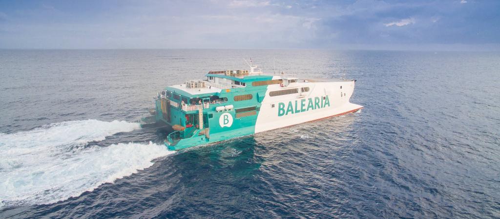 Como ir a Formentera - Ferry